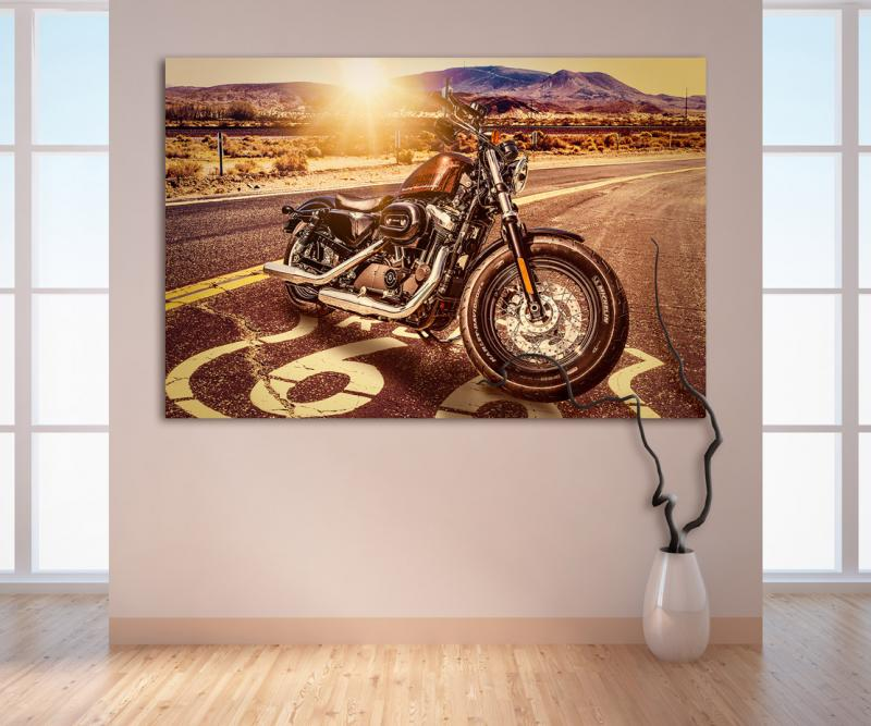 Poster Harley Davidson Forty Eight